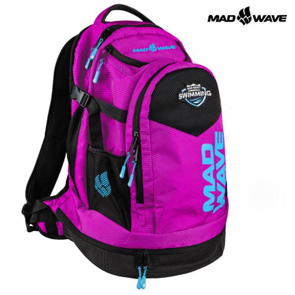 LANE-PINK MAD WAVE 가방 백팩 수영용품