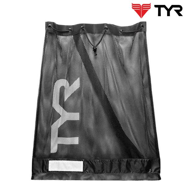LBD2(BLACK) TYR 티어 메쉬 가방 메쉬백 수영용품 망사가방