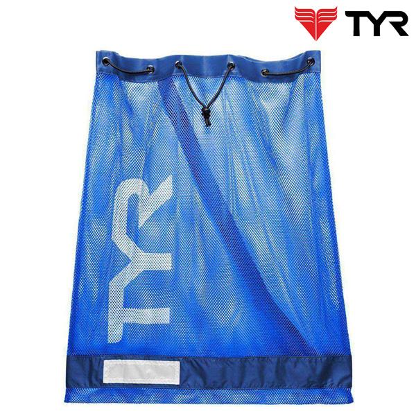 LBD2(ROYAL) TYR 티어 메쉬 가방 메쉬백 수영용품 망사가방