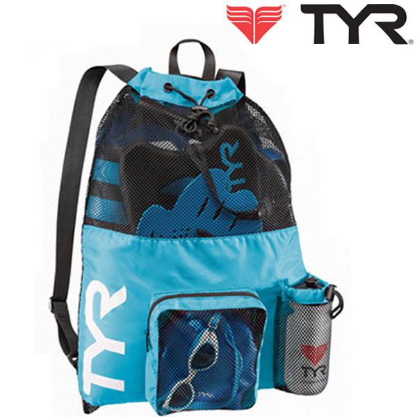 LBMMB3[BLUE] TYR 티어 매쉬 백팩 가방