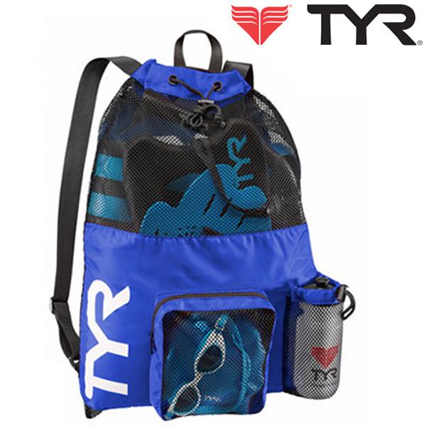 LBMMB3[ROYAL] TYR 티어 매쉬 백팩 가방