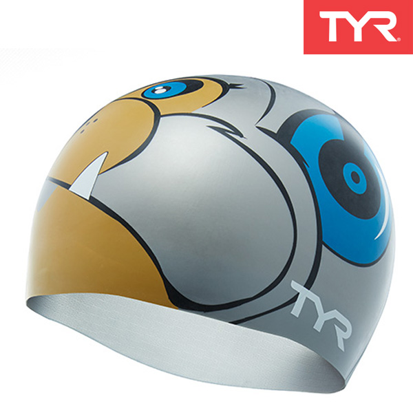LCSDOG-GREY 티어 TYR 실리콘 수모
