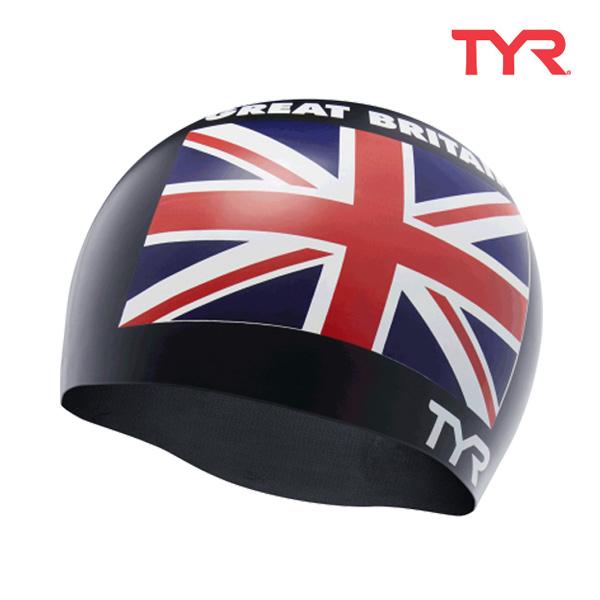 LCSGB BLACK 티어 TYR 영국 실리콘 수모 수영모
