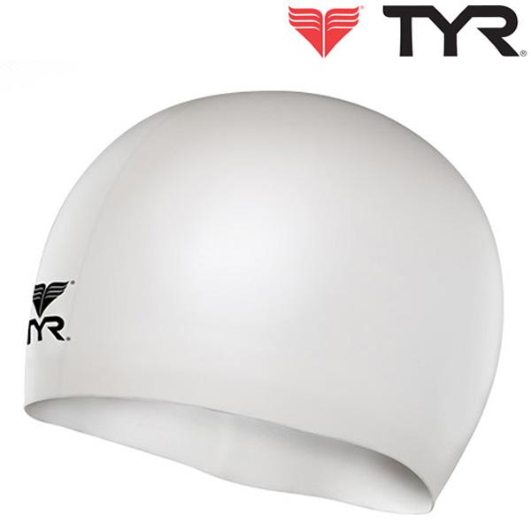 LCSJR[WHITE] TYR 티어 주니어 실리콘수모