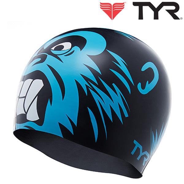 LCSKNG[BLUE-BLACK] TYR 티어 실리콘수모