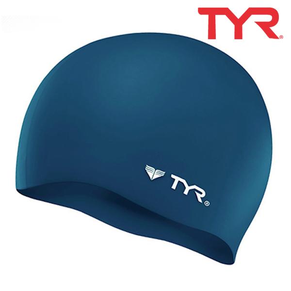 LCS-NVY TYR 티어 실리콘 수모 수영모 수영용품