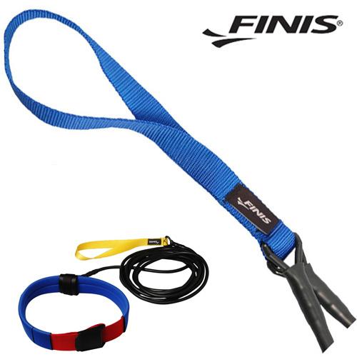 FINIS 롱벨트 코드(BLU-마스터즈) 피니스 훈련용품