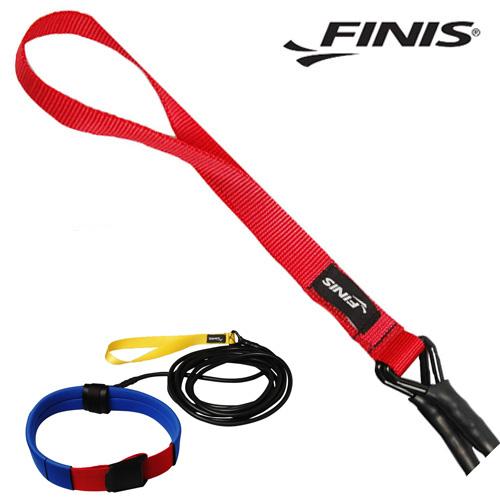 FINIS 롱벨트 코드(RED-고등학생~성인) 피니스 훈련용품