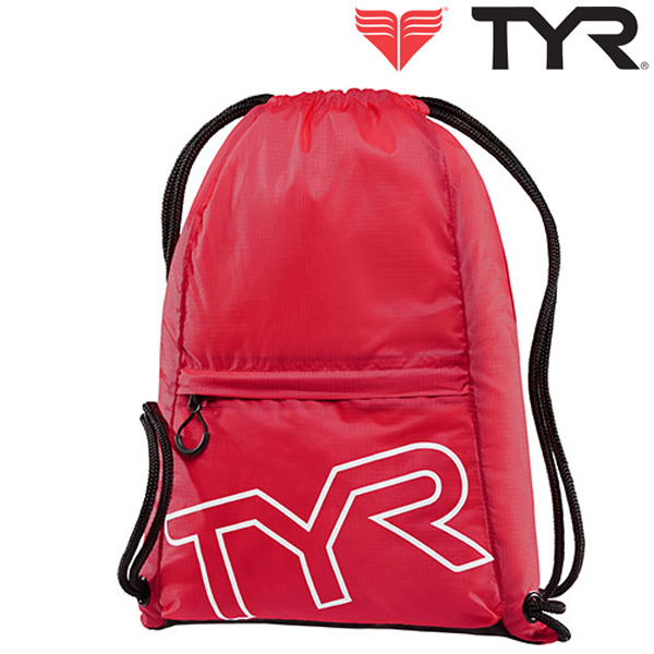 LPSO2[FL-RED] TYR 티어 드로우스트링 스냅팩