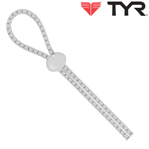 LRIPCORD[WHITE] TYR 티어 번지 코드 스트랩 수경끈