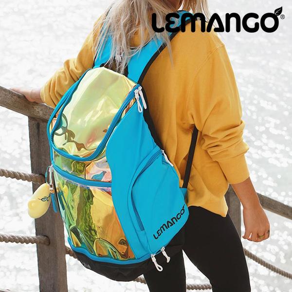 LSBP002-Yamma Yamma-BLUE 르망고 백팩 수영가방