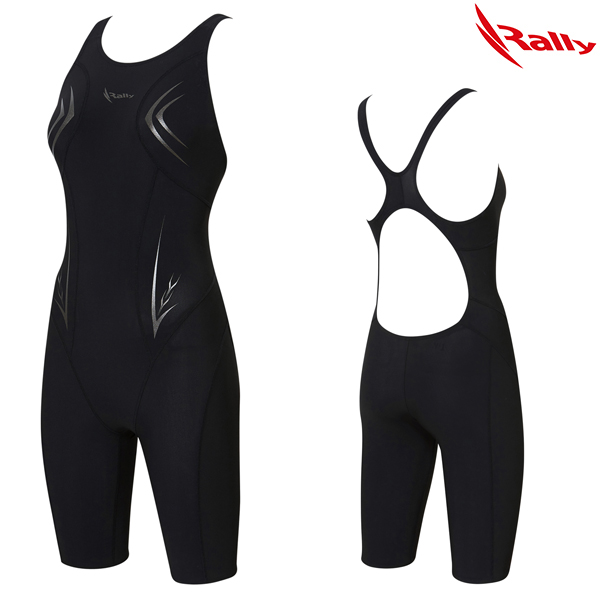 LSLH005-BLK 랠리 RALLY 반전신 선수용 수영복