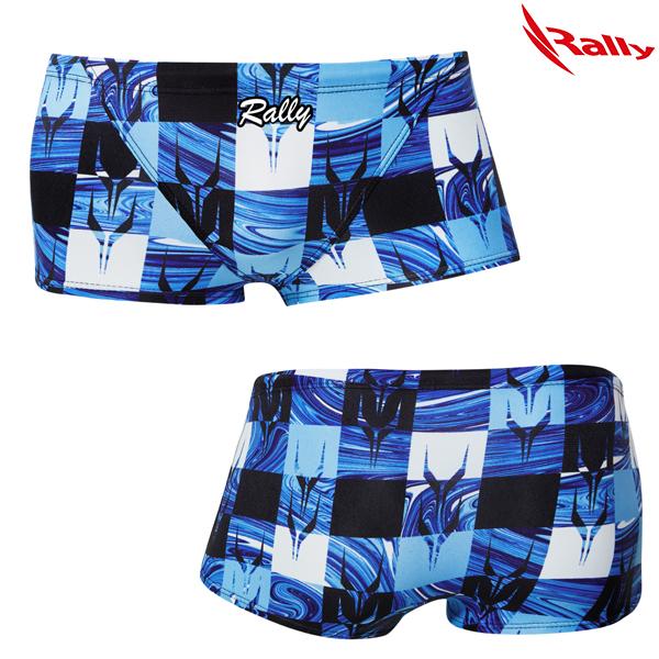 LSMR056-BLU 랠리 RALLY 남자 탄탄이 수영복