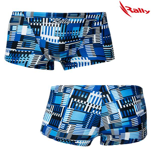 LSMR061-BLU 랠리 RALLY 남자 탄탄이 수영복