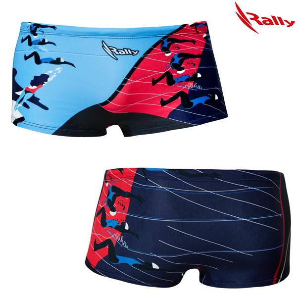 LSMR069-MLT 랠리 RALLY 남자 탄탄이 수영복