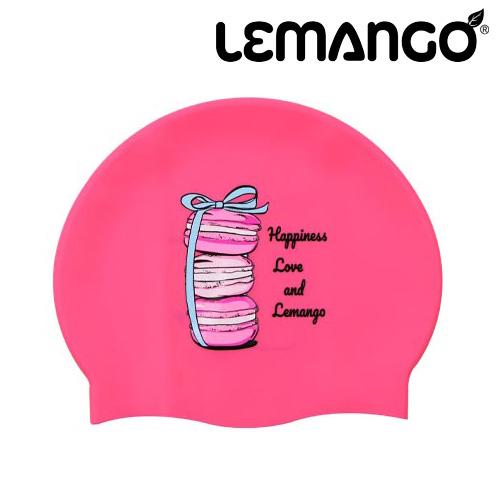 LSSC0083-PINK 르망고 Macaron 실리콘 수모