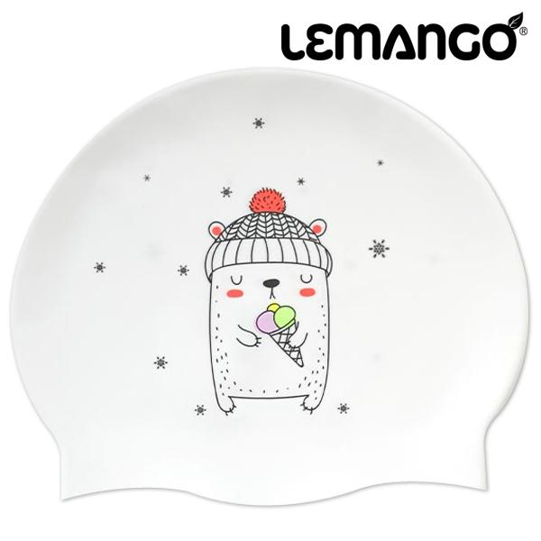 LSSC098-WHITE 르망고 BELLA 실리콘 수모