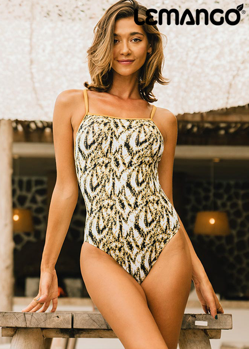 르망고 Tweed Jacket 여성 원피스 수영복 Double Cross-LSSMG21629115