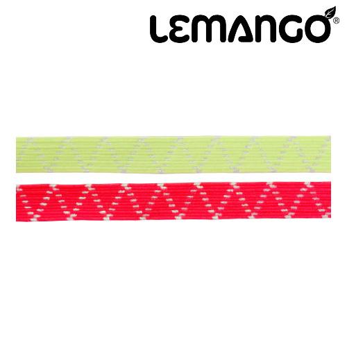 르망고 Zigzag Strap Mix (Lime Pink) 수경끈