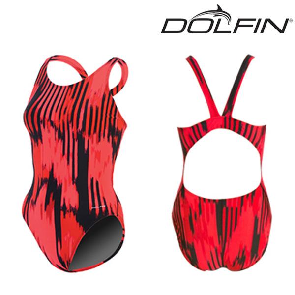 DOLFIN-LTF7452 733 돌핀 탄탄이 원피스 수영복