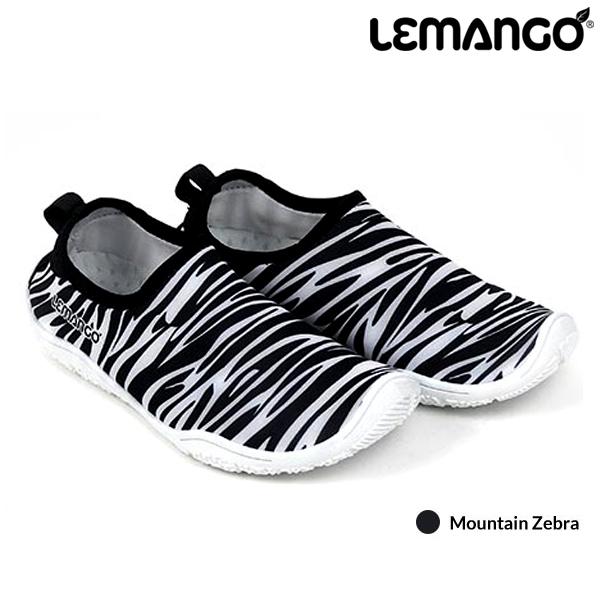 르망고 Water Shoes 아쿠아슈즈-LWS006-MOUNTAIN ZEBRA