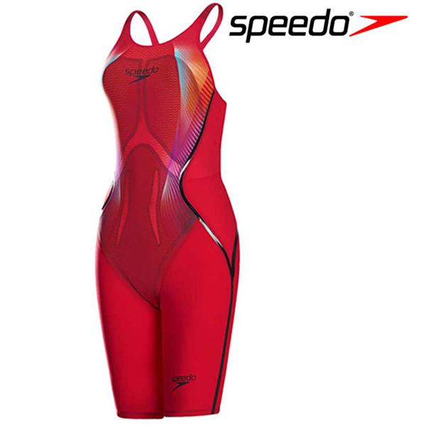 LZR RACER X (RED-ORANGE) 엘리트 엑스 반전신 여성용 수영복