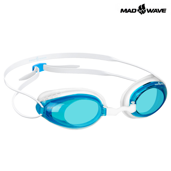 HONEY-AZURE MAD WAVE 패킹 노미러 수경