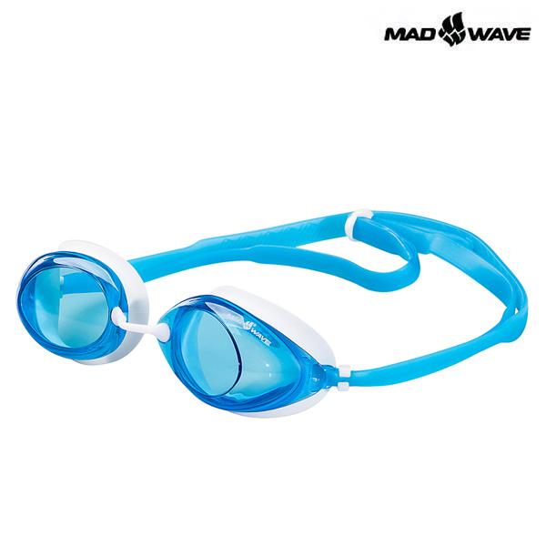 LANE 4-AZURE-WHITE MAD WAVE 패킹 노미러 수경