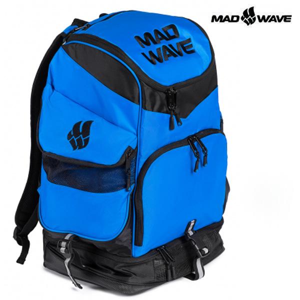 MAD TEAM-BLUE MAD WAVE 가방 백팩 수영용품