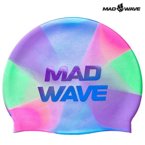 MAD WAVE-VIOLET MAD WAVE 실리콘 수모 수영모