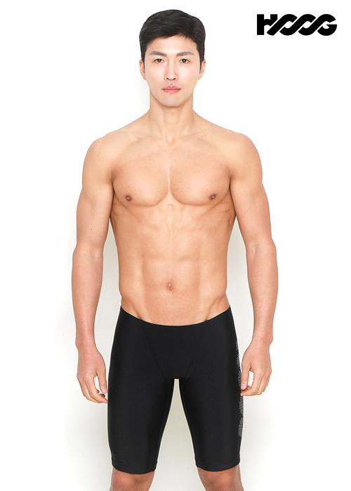 후그 MLA750 레귤러핏 5부 남성 수영복