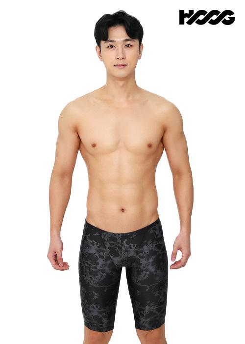후그 MLA798 5부 슬림핏 남성 수영복