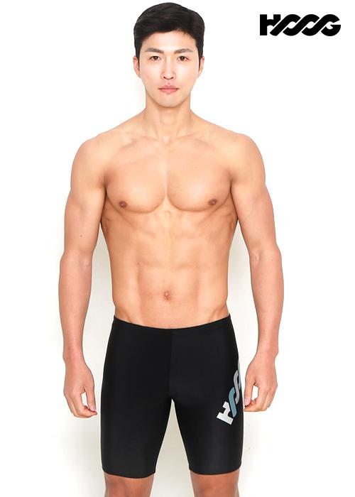 후그 MMA752 레귤러핏 4부 남성 수영복