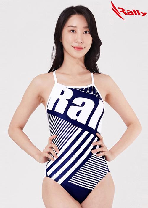 MSLA229-NVY 랠리 RALLY 원피스 수영복