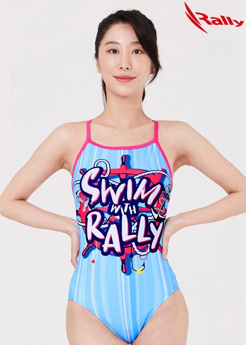 MSLA235-MLT 랠리 RALLY 원피스 수영복