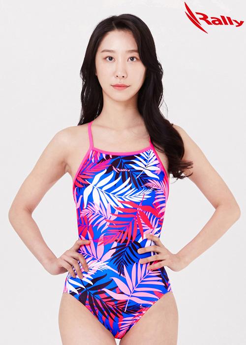 MSLA252-MLT 랠리 RALLY 원피스 탄탄이 수영복