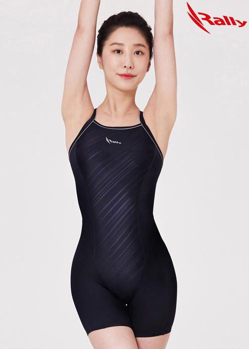 MSLH209-NVY 랠리 RALLY 반전신 수영복
