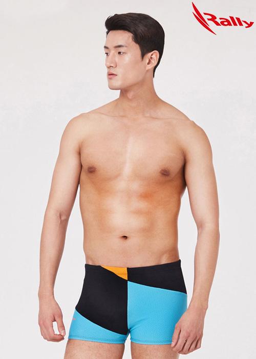 MSMQ310-MLT 랠리 RALLY 남자 사각 저항 수영복