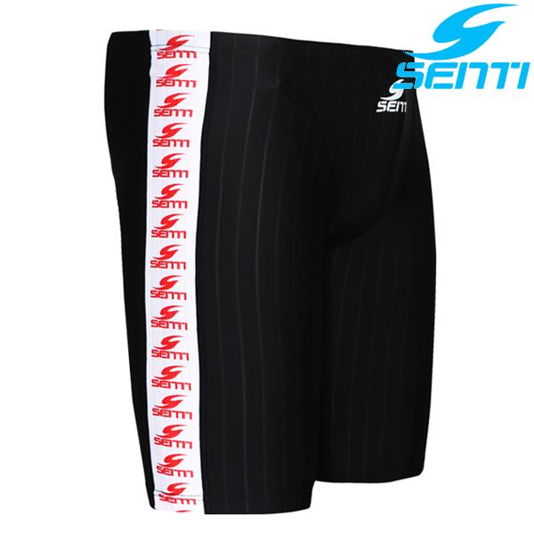 센티 MSTQ-1772 남성 준선수용 5부 수영복