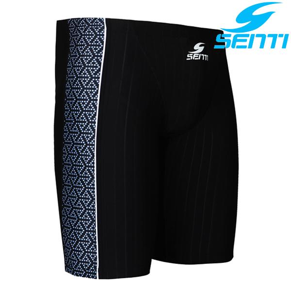 센티 MSTQ-1777 남성 준선수용 5부 수영복
