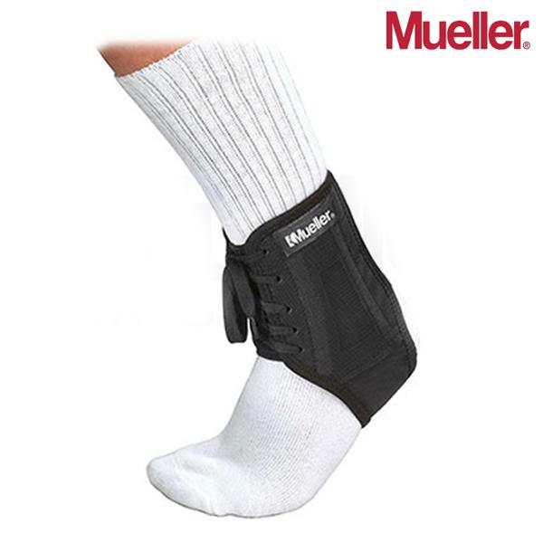 뮬러 XLP Ankle Brace Black 발목 보호대 43001-3