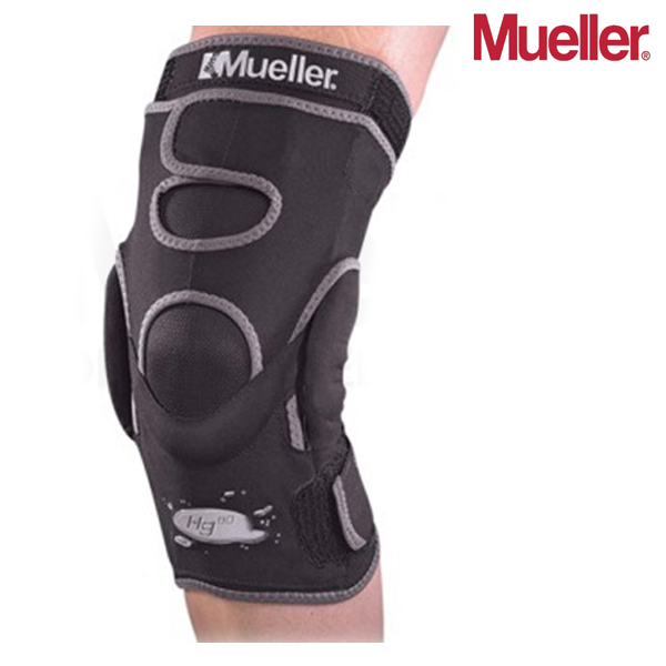 뮬러 Hg80 Hinged Knee Brace 무릎 서포트 54012-3