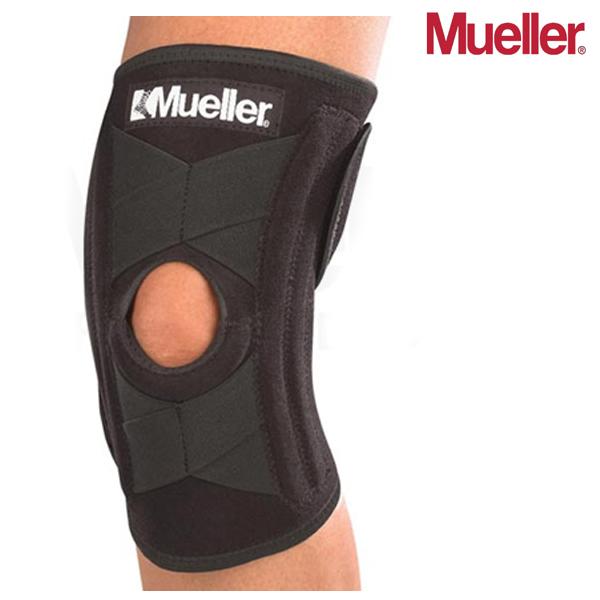 뮬러 Self Adjusting Knee Stabilizer Black OSFM 무릎 보호대 56427