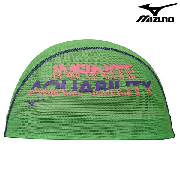 N2JW0013-36 미즈노 MIZUNO 메쉬 수모 수영모
