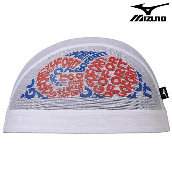 N2JW0501-01 미즈노 MIZUNO 메쉬 수모 수영모