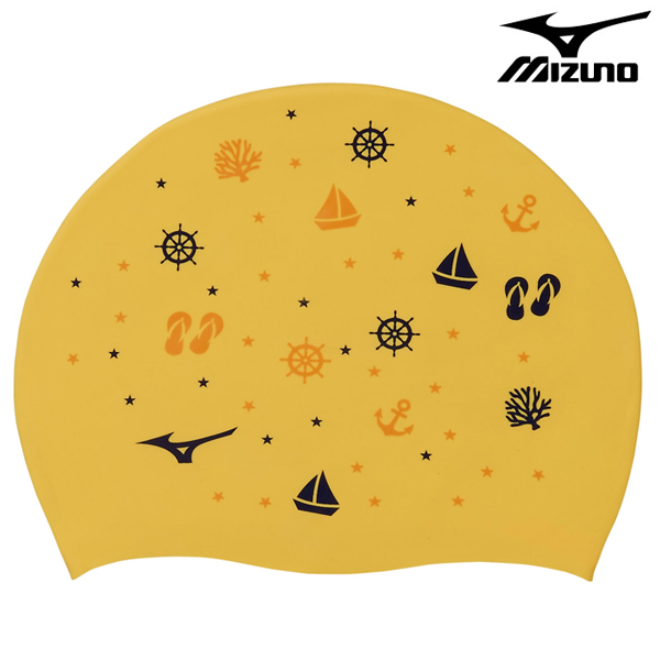 N2JW0542-45 미즈노 MIZUNO 실리콘 수모 수영모