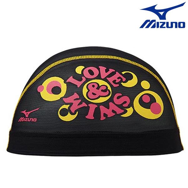 N2JW7021(09) MIZUNO 미즈노 메쉬 수모 수영모