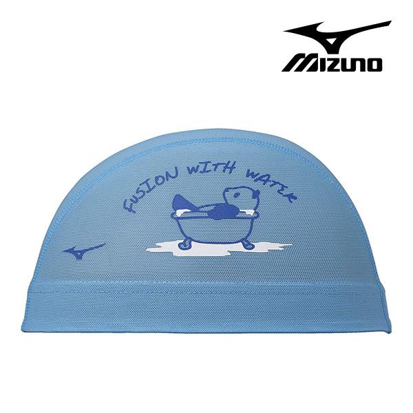 N2JW8503-24 미즈노 MIZUNO 메쉬 수모 매쉬 수영모