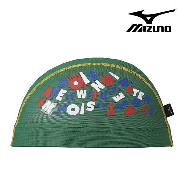 N2JW8510-37 미즈노 MIZUNO 메쉬 수모 매쉬 수영모