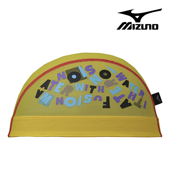 N2JW8510-44 미즈노 MIZUNO 메쉬 수모 매쉬 수영모